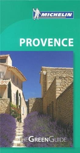 Provence Green Guide (Michelin Green Guides) by Michelin Maps & Guides (2013) Paperback (Michelin Green Guide To Provence)