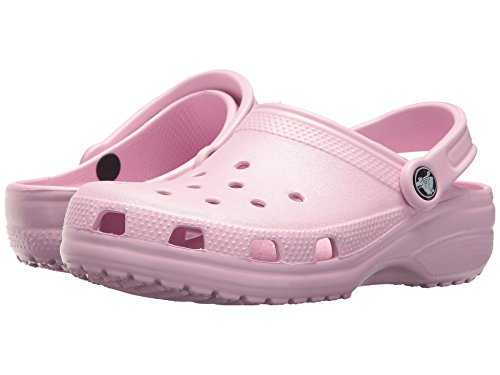 Crocs Women's Classic Mule Ballerina Pink - 9 US Men/ 11 US Women M US by Crocs