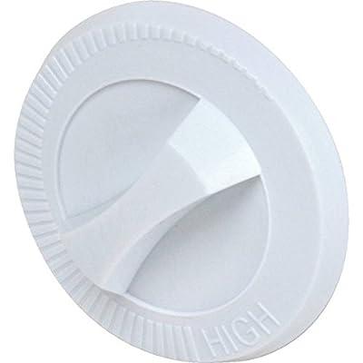 ITEM#258080 Cadet Wall Heater White Thermostat Knob