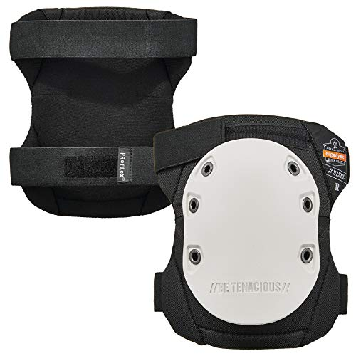 Ergodyne ProFlex 315HL Textured Cap Knee Pads, Hook & Loop Closure