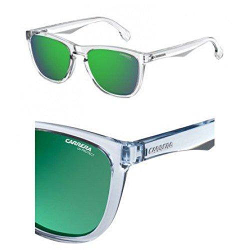 ngular Sunglasses, Crystal, 19 mm ()