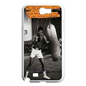LTTcase Custom Muhammad Ali Hard Case for samsung galaxy note2 n7100