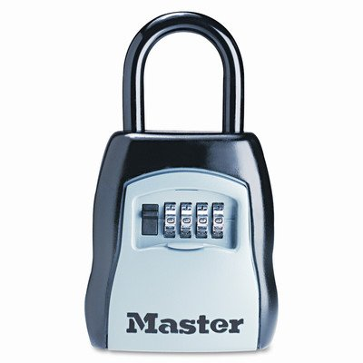 MLK5400D - Master Lock Locking Combination 5 Key Steel Box (Master Lock 5400d compare prices)