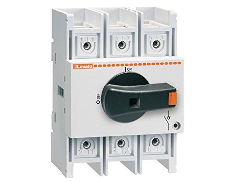 Lovato Electric GA100A  Three-Pole Switch Disconnector, D...