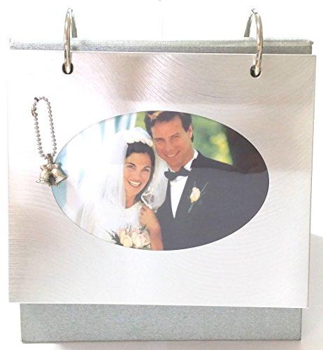 JOYI EMBOSSED WEDDING ALBUM WITH BELLS