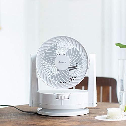 Mini Ventilatore della Testa di scuotimento dell\'ufficio Silenzioso della Ventola da tavolino del Ventilatore Domestico della circolazione di Aria