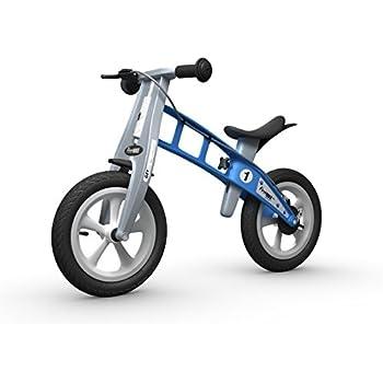 FirstBIKE Street Balance Bike, Light Blue