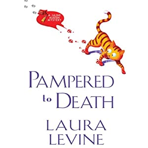 Pampered to Death Audiobook