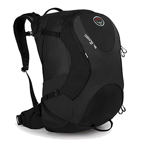 Osprey Ozone Travel Pack 46 Black by Osprey
