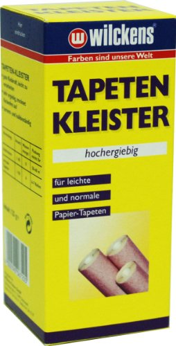 Wilckens Tapetenkleister normal, weiß, 125 g 16900100125