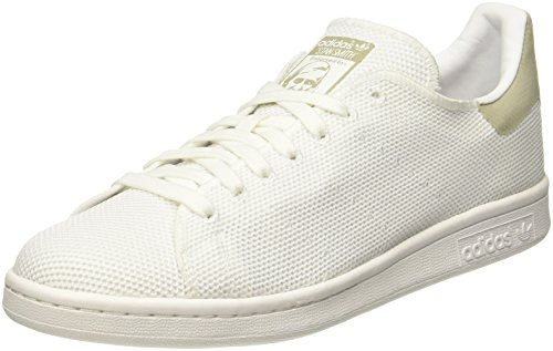 Adidas Heren Originelen Stan Smith Trainers Us9.5 Wit