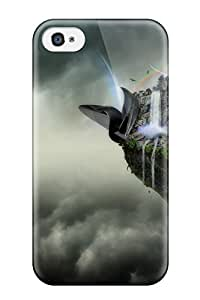 Iphone High Quality Tpu Case/ Landscape FkyJpiN7557NrBgo Case Cover For Iphone 4/4s