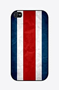 Costa Rica Country Flag Case Cover for iphone 6 4.7 Hard Plastic Custom Cover