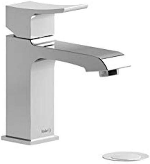 Riobel ZS01C Single hole lavatory faucet, Chrome