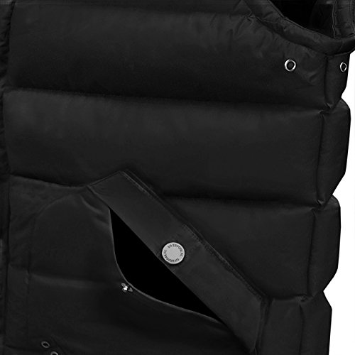 Liverpool FC Official Soccer Gift Mens Padded Body Warmer Gilet Black Large by Liverpool F.C. (Image #6)