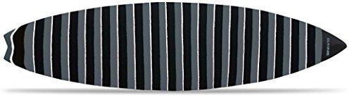 Dakine Knit - Dakine Unisex 7'6'' Knit Thruster Surfboard Bag, Black, OS