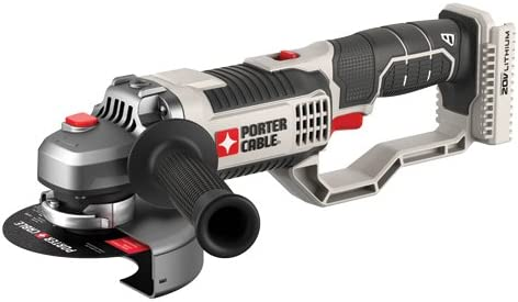 PORTER-CABLE 20V MAX Angle Grinder Tool, 4-1 2-Inch, Tool Only PCC761B
