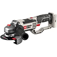 Deals on PORTER-CABLE 4.5-in 20-Volt Cordless Angle Grinder PCC761B