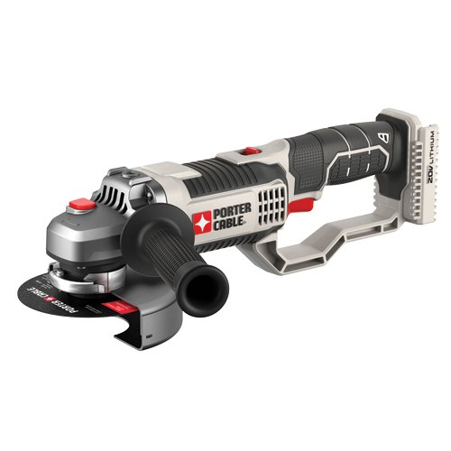 PORTER-CABLE 20V MAX Angle Grinder Tool, 4-1/2-Inch, Tool Only (PCC761B) by PORTER-CABLE