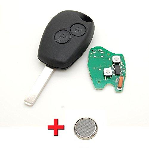 chiave elettronica clio