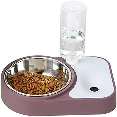 Balacoo Alimentador Automático para Mascotas Dispensador ...