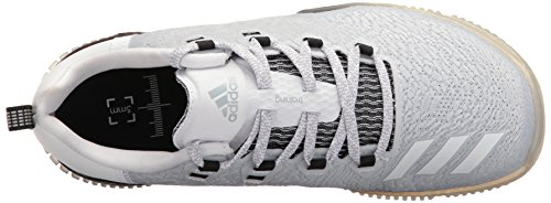 adidas Performance Damen Crazypower TR W Cross-Trainer Schuh Weiß / Vapour Grey / Clear Grey