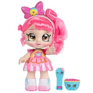 Kindi Kids Snack Time Friends Donatina Doll