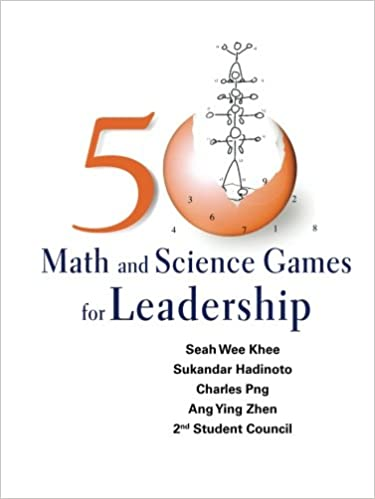 Amazon.com: 50 Math and Science Games for Leadership ...