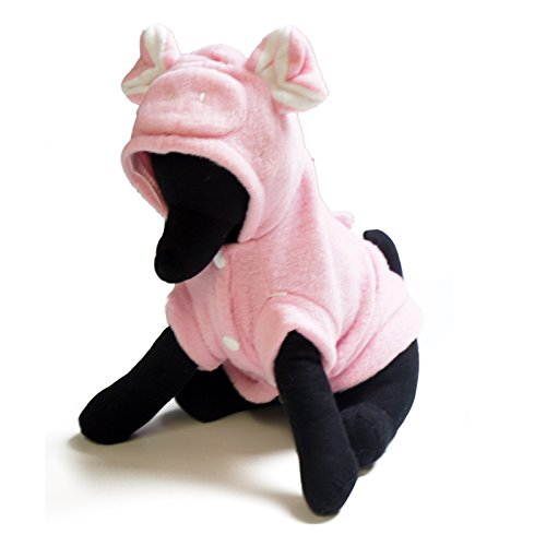 [DOGCHOiCE] DOGCOS Dog Costume cute dog for the costume series (piglets   peach XS)