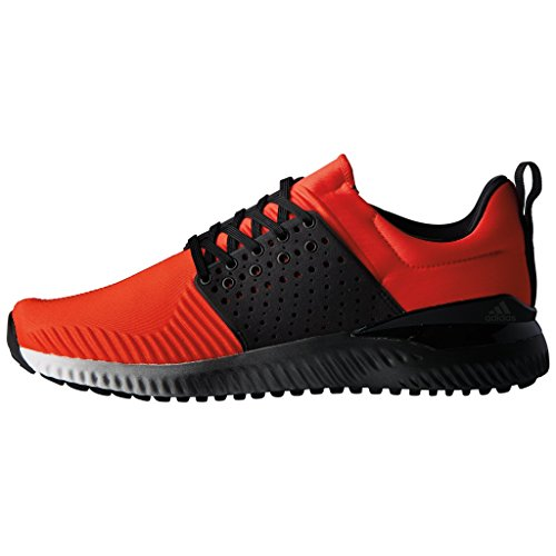 Adidas Golf 2018 Mens Adicross Bounce Spikeless Golf Shoes - Wide Fitting Hi-Res Red/Core Black/White 12UK z9f1Kd0Do