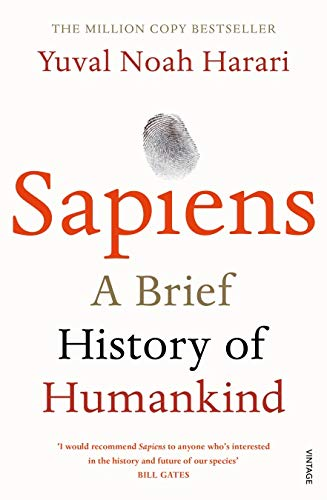 Sapiens: A Brief History of Humankind (List Of Countries With A Bill Of Rights)