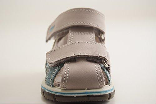 Primigi - Zapatillas de deporte para niño gris claro