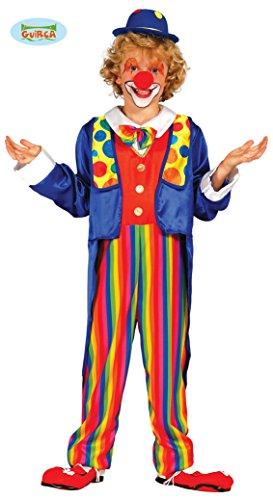 Clown De nbsp;– Fiestas Multicolore Enfant Mixte nbsp;9 Guirca nbsp;ans 7 7 Costume 9 FtaqwEa