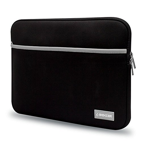 "iBenzer Basic 12"" Neoprene Protective Laptop Case Sleeve Bag"