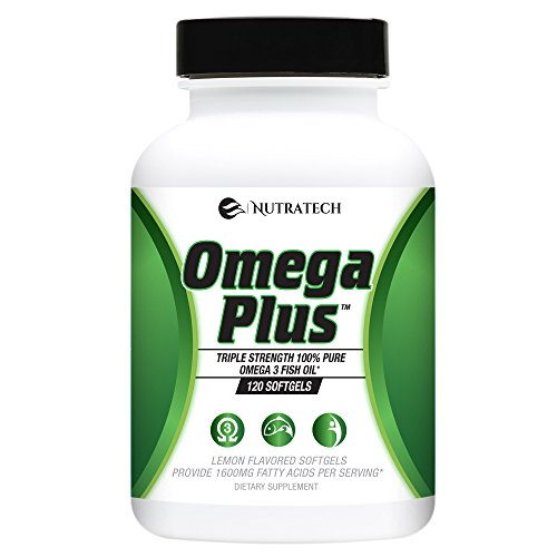 Omega Plus Strength Supplement Essential product image