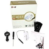 Coolplay® C4015 0.3MP HD Camera Set for MJX X400/X600/X800/X101 RC Quadcopter 4/6 axis Gyro UAV ( C4005 Upgraded Version )