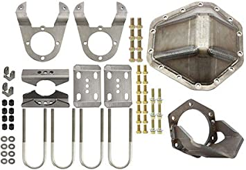 Which Axle do you have?: Single Rear Wheel Ruffstuff 14 Bolt Complete Rear Axle Swap Kit