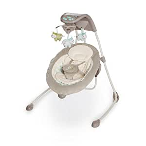 ingenuity inlighten cradling swing review