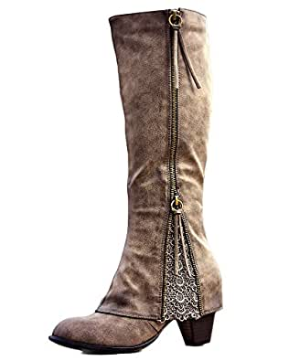 Amazon.com Southern Fried Chics Womens Southern Sass Boot in