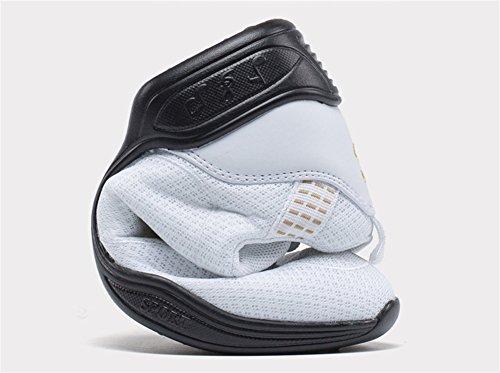 transpirable de de Xia mujer de la casuales WX de de Modern 39 Fitness zapatos zapatos Qiu mujer zapatos Dance malla Square 35 baile deportes white wvqHRXx