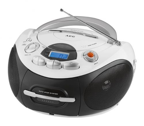 AEG SR 4353 Stereo Radio mit CD-Player