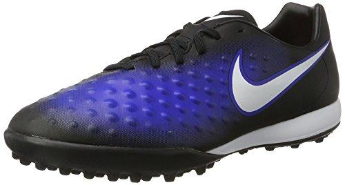 Nike Herren Magista X Onda II TF Fußballschuhe, Blau (Black/White-Prmnt Bl-Bl TNT), 45 EU