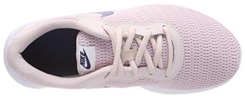 Nike Girl's Tanjun Shoe Barely Rose/Navy/White Size 3.5 M US by Nike (Image #7)