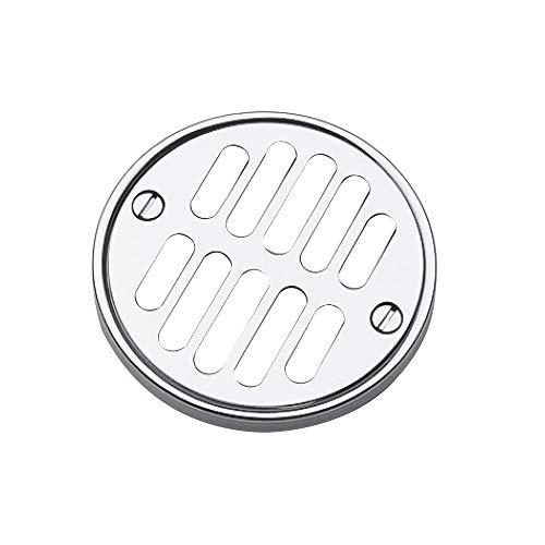 Brasstech 230 Shower Drain, Polished Chrome