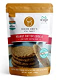 Good Dee's Peanut Butter Cookie Mix - Low Carb, Gluten Free, and Grain Free