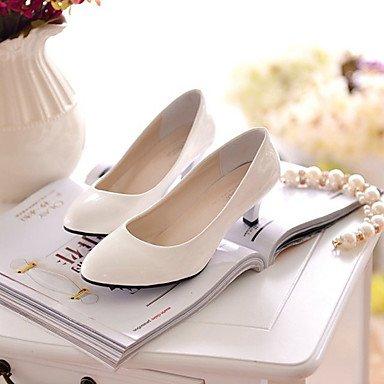 Blanc Gros à Rouge cm Beige Printemps Polyuréthane 2 ggx 5 4 Chaussures Eté à Talons 5 Talon LvYuan beige Femme Noir vgxpC4