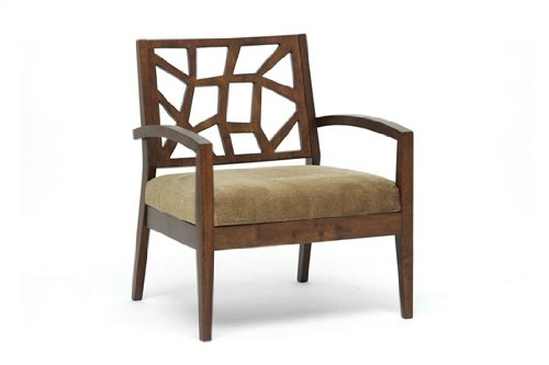 Jennifer Wooden Lounge Chair