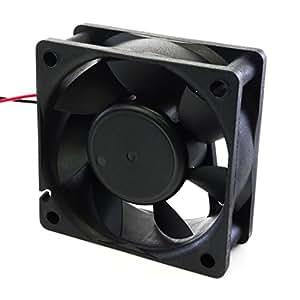DC Fan 60mm x 60mm x 25mm 24V Quiet Output 6025