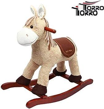 TORRO 3199900412 - Animal à Bascule, bluffy