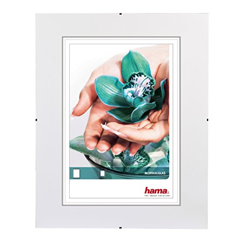 Hama Clip-Fix NG 20x30 rahmenloser Bildhalter 63018 by Hama